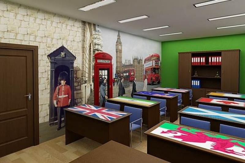 Идеи для кабинета английского языка своими руками 80